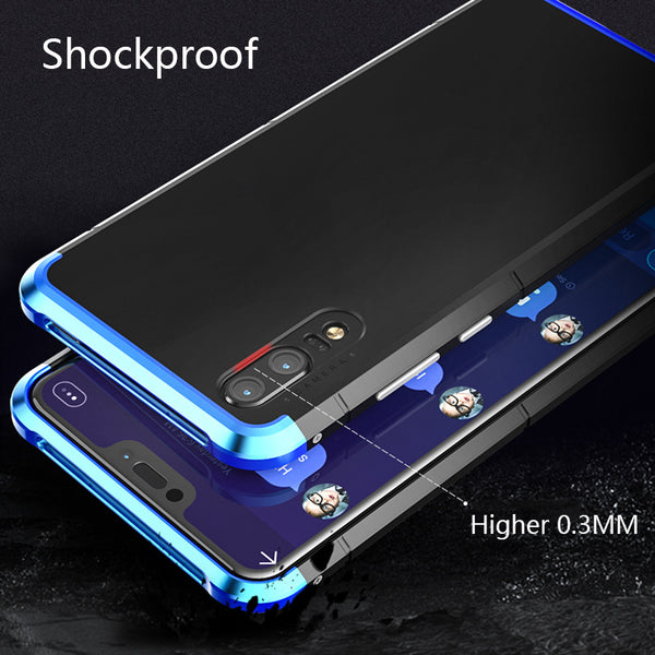 Aluminum Metal Matte PC Shockproof Case For For Huawei P10/MATE10 Pro/HONOR9/P20 Pro(BUY 2PCS TO GET 15% OFF)