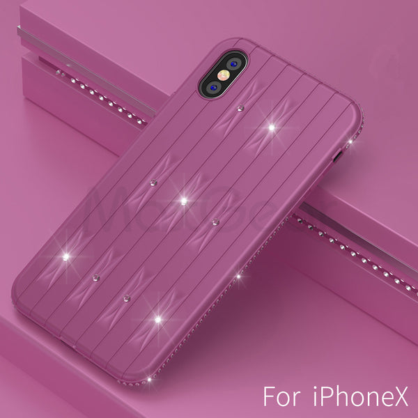 Ultra Thin Matte Capa Cover For IPhone
