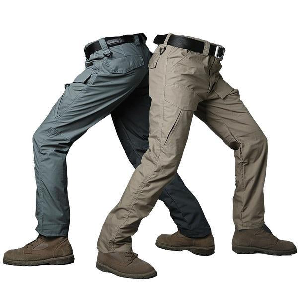 Men Waterproof Military Tactical Pants