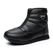 Load image into Gallery viewer, new arrivals platform waterproof non-slip snow boots