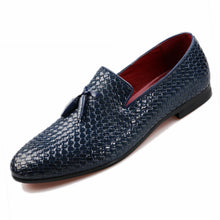 Load image into Gallery viewer, Summer Plus Size Men Casual Leather Slip-On Shoes(BUY 2PCS TO GET 10% OFF)