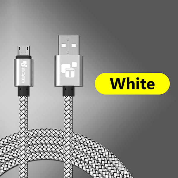 Micro USB Cable 2A 1m Fast Charging  Cable for Samsung