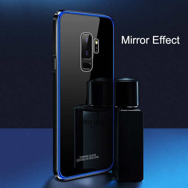 Luxury Hard Metal Mirror Case For Samsung S9/S9 Plus/Note 9(BUY 2PCS TO GET 10% OFF)