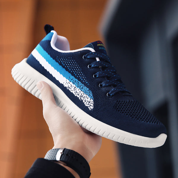 Breathable Lace Up Male fashion Shoes Casual Shoes