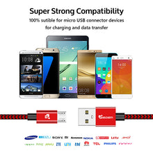 Load image into Gallery viewer, 3A Fast Charging USB Sync Data  Charger Cable for Android Phone