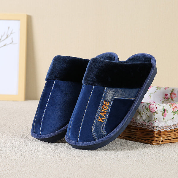 Winter Men Indoor Non-slip Slippers(BUY 2 TO GET 10% OFF)