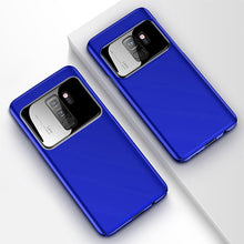 Load image into Gallery viewer, Tempered Glass Protective Phone Case For Samsung Galaxy S9/S9 Plus