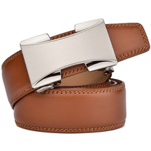 Load image into Gallery viewer, Men High Quality ceinture homme Leather Belt