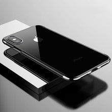 Load image into Gallery viewer, Luxury Electroplating Ultra Thin TPU Protective Silicone Rubber Case