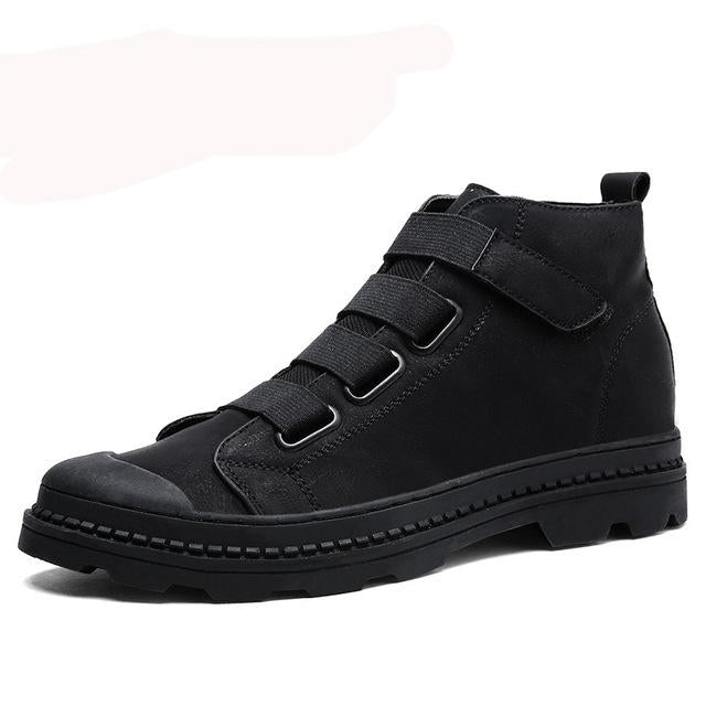 Genuine Leather Breathable Martin Boots