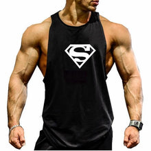 Load image into Gallery viewer, Bodybuilding Men Tank Tops Golds Vest