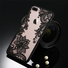 Load image into Gallery viewer, Sexy Lace Phone Case For iPhone