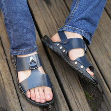 Load image into Gallery viewer, Summer Large Size Men Non-slip Beach Sandals(BUY 2PCS TO GET 10% OFF)