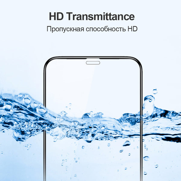 6D Full Cover Curved Tempered Glass Screen Protector For iPhone X   6 6S Plus 8 7 Plus