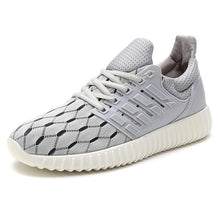 Load image into Gallery viewer, Cotton Fabric Rubber Sole Breathable Solid Casual Shoes Men