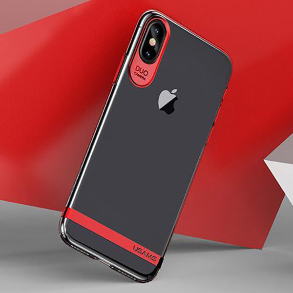 Luxury Electroplating Case for iPhone X