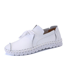 Load image into Gallery viewer, New Fashion Casual Shoes Men Lace Up Flats
