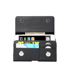 Load image into Gallery viewer, PU Leather Phone Belt Clip