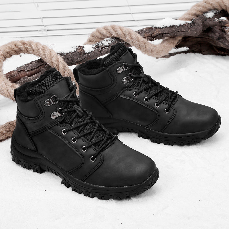 2018 Winter Men Warm Anti-slip Snow Boots(BUY 2PCS TO GET 10% OFF)
