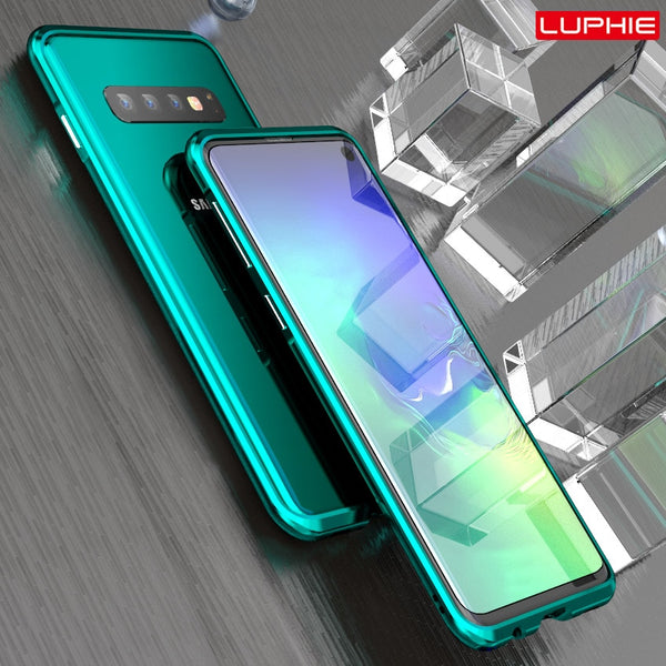 Luxury Metal Bumper Case For Samsung S10/S10Plus/S10e(BUY 2 TO GET 10% OFF)