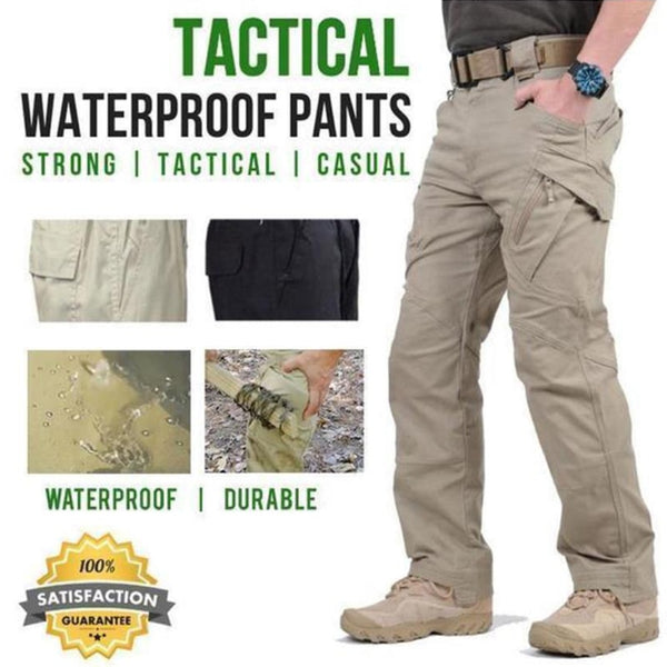 Military IX9 Tactical Waterproof SWAT Combat Army Trousers(BUY 2PCS TO GET 10% OFF)