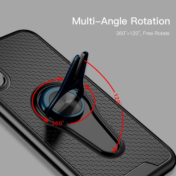 Shockproof Magnetic Car Holder Case For iPhone X/XS Max/8/7(BUY 2PCS TO GET 10% OFF)