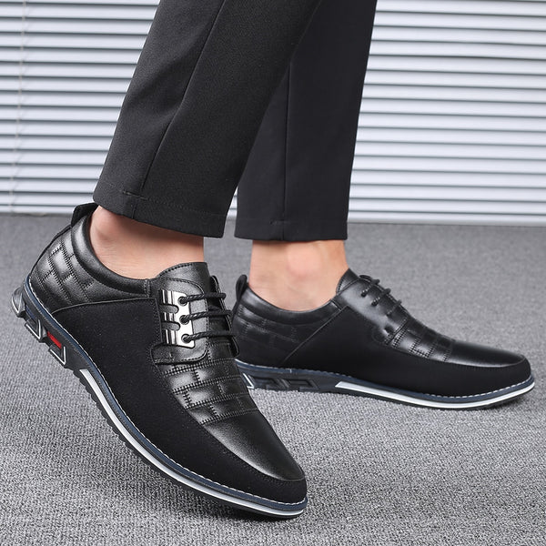 2019 New Big Size Oxfords Leather Men Formal Shoes(BUY 2 TO GET 10% OFF)