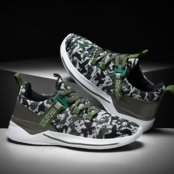 Comfort Light Mesh Male Camouflage Running Shoes(BUY 2PCS TO GET 10% OFF)