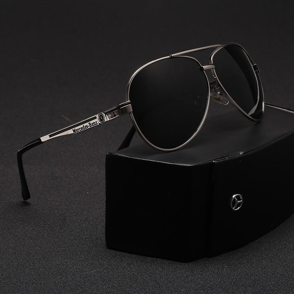 UV400 Men Driving Polarized Sunglasses With Original Box(BUY 2PCS TO GET 10% OFF)
