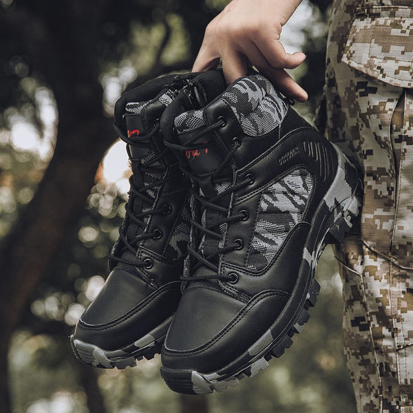 2019 New Arrival Military Tactical Men Boots(BUY 2PCS TO GET 10% OFF)