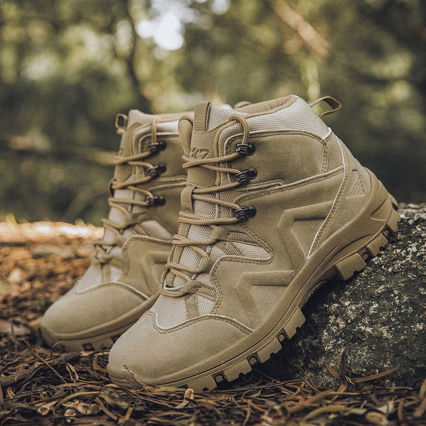 Outdoor Military Desert Men Work Boots(BUY 2PCS TO GET 10% OFF)