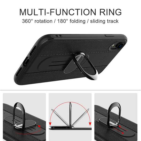 Adjust Ring Holder Case For iPhone 11 Pro XS Max X 7 8(BUY 2pcs TO GET 10% OFF)