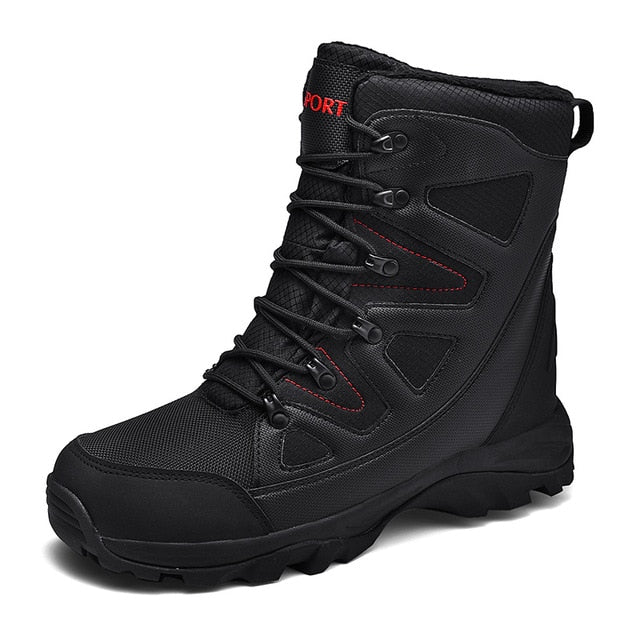 -40℃ Resistant Outdoor Men's Non-slip Snow Boots(BUY 2 TO GET 10% OFF)