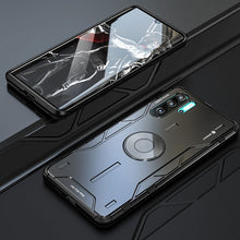Load image into Gallery viewer, 2020 Shockproof Metal Armor Finger Ring Case For Huawei(BUY 2 TO GET 10% OFF)