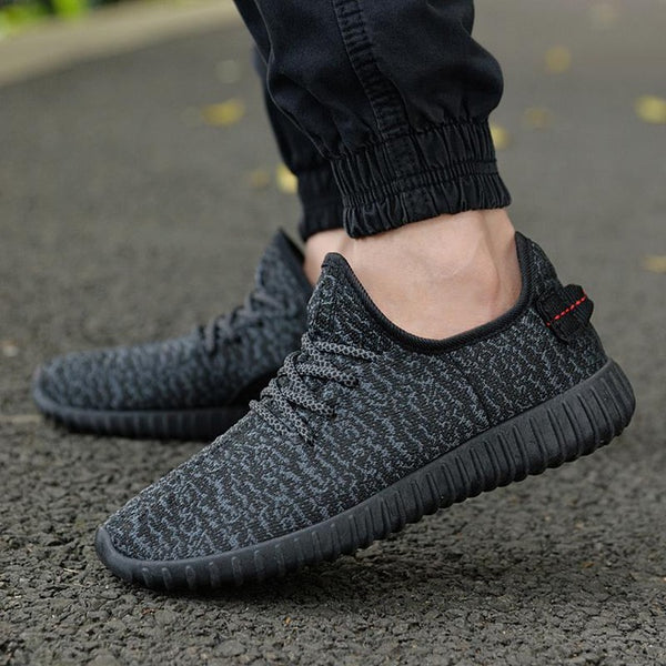 Men Summer lightweight Comfortable Breathable Mesh Loafers