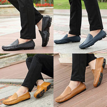 Load image into Gallery viewer, Handmade moccasins Men shoes