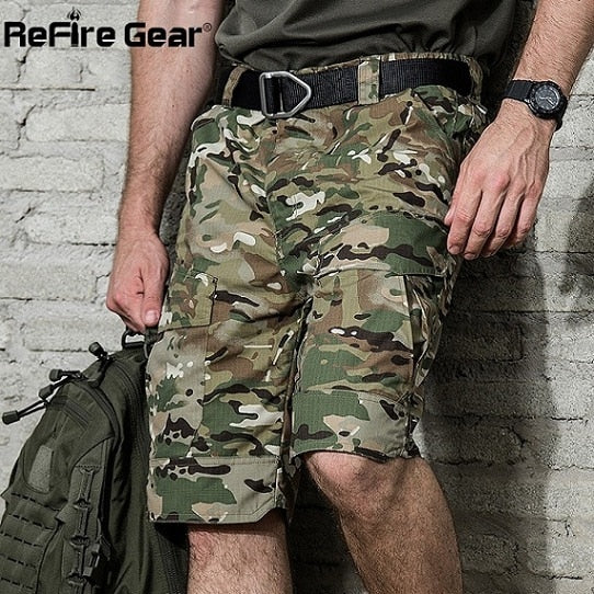 2019 Summer Men Waterproof Tactical Military Shorts(BUY 2 TO GET 10% OFF)