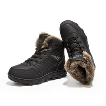 Load image into Gallery viewer, New Handmade Warm Men's Non-slip Snow Boots