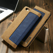 Load image into Gallery viewer, Luxury Leather Flip Wallet Case For Iphone X/5S/6/7/8 Plus(BUY 2PCS TO GET 15% OFF)