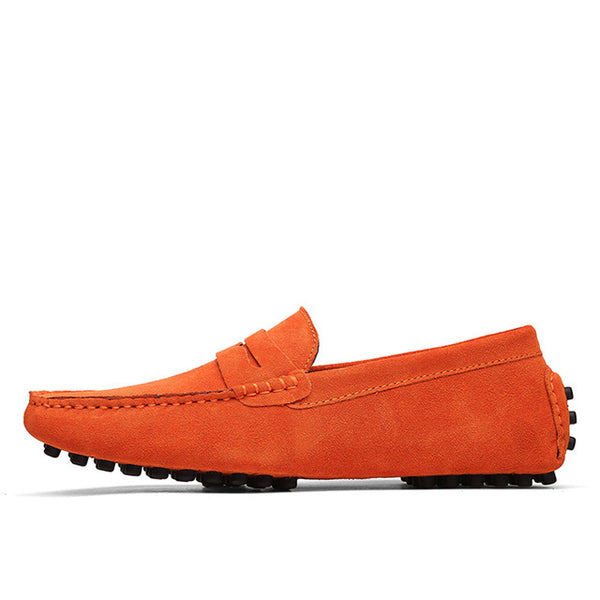 Spring Summer Breathable Moccasins Men Loafers Shoes