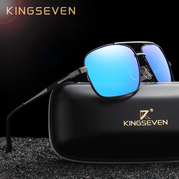 Fashion Men Square UV Protection Polarized Sunglasses(BUY 2PCS TO GET 10% OFF)