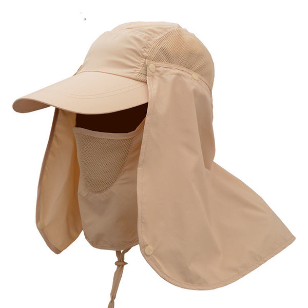 Outdoor Sport Hiking Camping Visor Hat