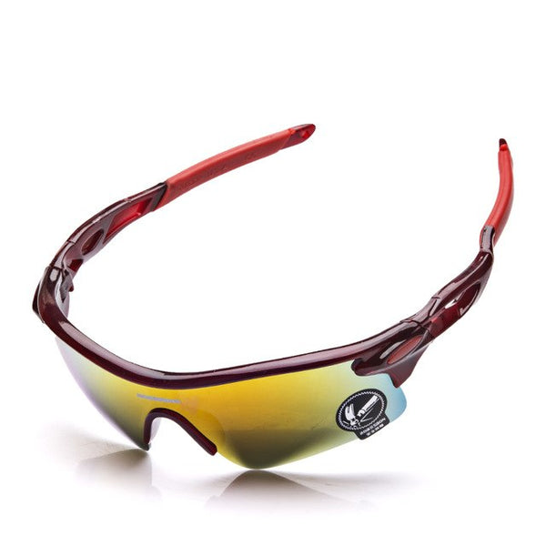 UV400 Polarized Cycling Men Bicycle Sunglasses(BUY 2PCS TO GET 10% OFF)