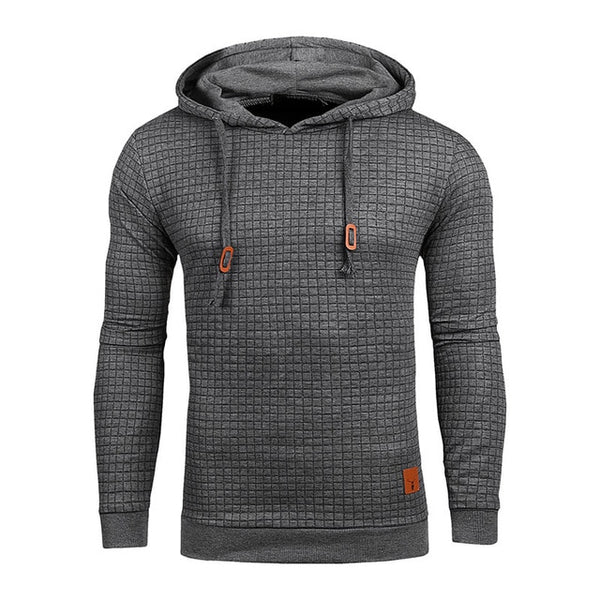 Autumn Men Long Sleeve Sportswear Solid Hoodies(BUY 2PCS TO GET 10% OFF)