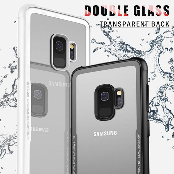 Luxury 9H Tempered Glass Case For Samsung S9/S9 Plus(BUY 2 TO GET 15% OFF)