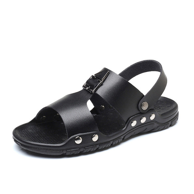Summer Large Size Men Non-slip Beach Sandals(BUY 2PCS TO GET 10% OFF)