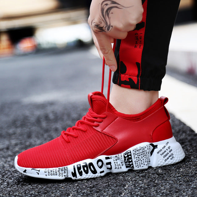 2018 Summer Men Light Breathable Mesh Sneakers(BUY 2PCS TO GET 10% OFF)
