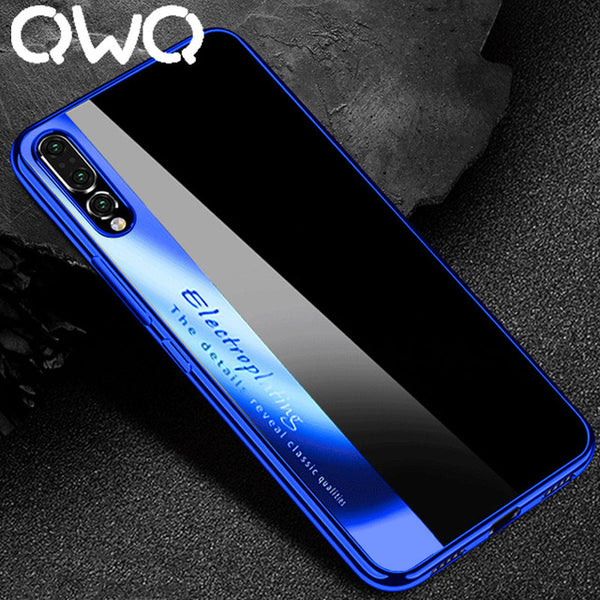Ultra Thin Phone Case For Huawei P20 Pro P20 Lite Cover P10 Lite
