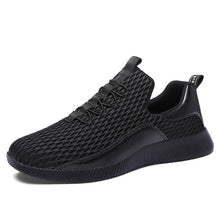 Load image into Gallery viewer, 2018 Casual Black Comfortable Sneakers