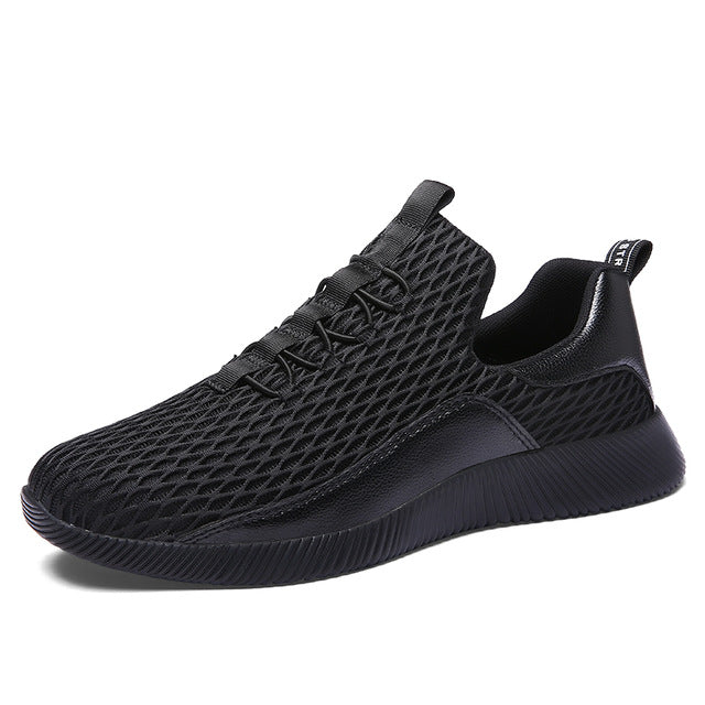 2018 Casual Black Comfortable Sneakers